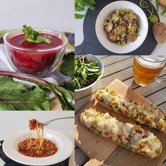 Collaboration: Michèle X Complètement poireaux - michelerousseaudtp Voici, Mexican, Posts, Ethnic Recipes, Blog, Pesto Salmon, Sauteed Potatoes, Grilled Chicken, Messages