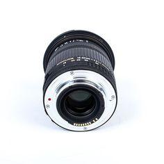 Sigma 18-50mm F/2.8 EX DC Macro Sigma SA Mount Lens {72}