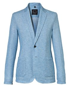 """T-Jacket SS 2016 single-breasted """"Sea Water"""". Discover the new collection on www.tonello.net"""