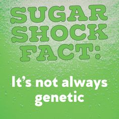 November is American Diabetes Month and it's time for a Sugar Shock Fact. Did you know that even if no one in your family has diabetes, you can still get it? The role of genetics varies among types of diabetes. Types Of Diabetes, Health Promotion, Public Health, Genetics, Did You Know, Knowing You, November, Facts