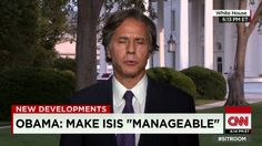 CNN...Defeat of ISIS called unlikely on Obama watch. [Because Obama wants them to win. He knew about this a year ago and did nothing]