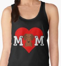 Dachshund Mom - Gift For Dachshund Mom Dog Owner Women's Tank Top Dachshund Drawing, Dachshund Tattoo, Dachshund Art, Long Haired Dachshund, Dachshund Gifts, Funny Dachshund, Dog Gifts, Black And Tan Dachshund, Dachshund Clothes
