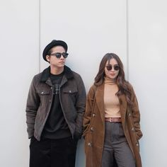 Saan na tayo? Kathryn Bernardo Outfits, Modern Filipiniana Dress, Japan Outfit, Friend Poses, Daniel Padilla, Teenage Outfits, Mr Mrs, Korean Fashion, Philippines