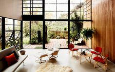 The author, design advocate and grandson of Charles and Ray Eames shares his favourite Eames designs.