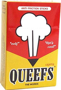 The Works Queefs Cigarette Curb Wax
