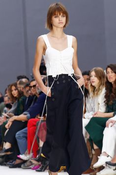 Chloé | Paris Fashion Week | Spring 2017