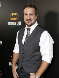 "Joey Fatone's Letter to One Direction ""Everything is About to Be Terrible"""