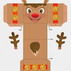 Decorazioni e scatoline natalizie fai da te | Creare con la carta ♥