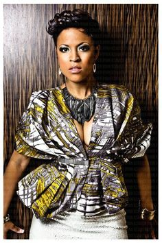 African Style: Shaunie O