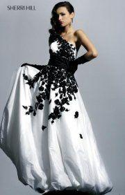 Best Taffeta One-shoulder Elegant Foor Length A line Prom Dress On Sale