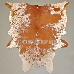 Cowhides International, Selling cowhide rugs and accessories