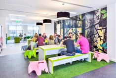 TSK Group has completed the design of Ticketmaster's newly relocated London offices.  Mark Yovich, President of Ticketmaster International, used the relocation of their central London office to reflect the vision for the organisation's future. Since 1981, Ticketmaster have been the gateway to live experiences.