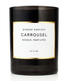 Byredo Parfums Carrousel Fragranced Candle 300g | Home Fragrance by Byredo Parfums | Liberty.co.uk