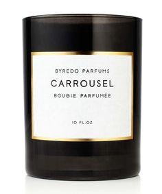 Byredo Parfums Carrousel Fragranced Candle 300g | Home Fragrance by Byredo Parfums | Liberty.co.uk