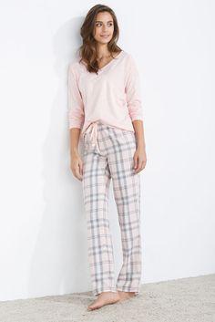 catalogo-woman-secret-2016-pijamas-de-cuadros
