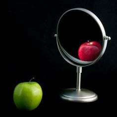Self Observation Alters Perception