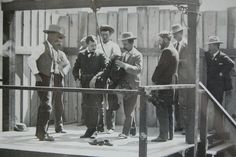 The Hanging of James Fleming Parker in Prescott, Arizona on June 8, 1898 by The Nite Tripper, via Flickr