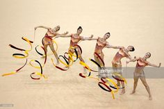 Group Greece, Test Event for the Rio 2016 Olympics