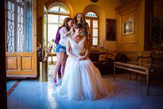 Cristina y Marcos. Boda en el Palacio de Quinta Alegre (Granada) http://www.dobleenfoque.com/boda-granada-cristina-marcos-quinta-alegre/