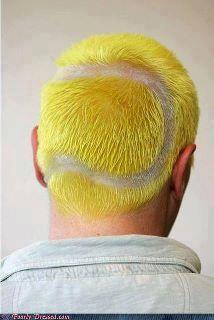 Tennis head
