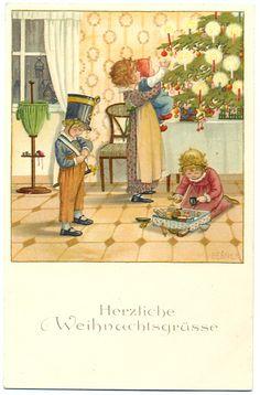 Pauli Ebner - Herzliche Weihnachtsgrüße