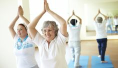 Fit over 40! It's quite possible to improve health—even build muscle and bone density—at any age.