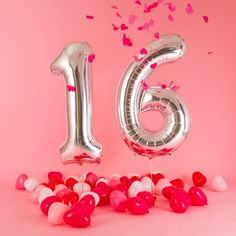 Stylish, Luxury Party Supplies, Party Decorations, Personalised, Party Planning & Theme Ideas at The Original Party Bag Company Party Shop. 16 Balloons, Bubblegum Balloons, Number Balloons, Letter Balloons, Heart Balloons, Bubblegum Pink, Birthday Balloons, Unicorn Balloon, Happy Birthday Girls