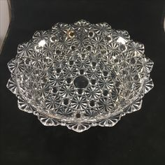 Daisy and Button, attributed to Canton Glass Co., mid 1880s