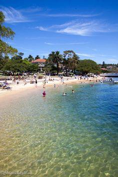 Sydney's Best Family Day Trips: Watson's Bay via christineknight.me