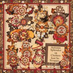 Autumn Splendor Clusters