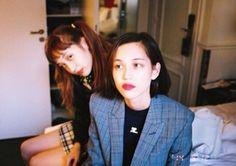 Another moment with Mizuhara sisters in Paris