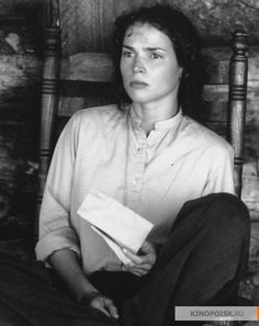 "Julia Ormond portrays the character of Susannah Fincannon in the movie ""Legends of the Fall""........"