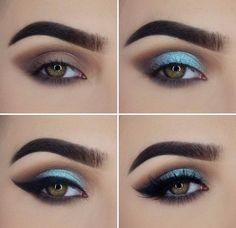 Ideas de maquillaje... Inspírate...
