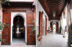 Royal Mansour Marrakech. / Wedding Style Inspiration / LANE