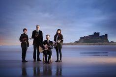 Northlands music ensemble - fab evening portrait