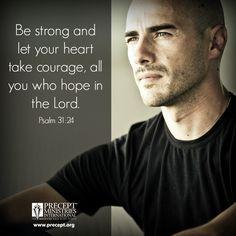 #heart #courage www.precept.org