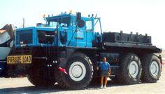 """HENDRICKSON 3axle 360 """"HulK"""" Truck Tractor"""