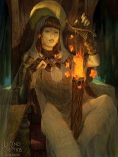 Martial goddess madial (Regular) - John Silva