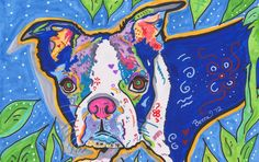 Becca Fischer is one lady that can turn regular pup into a kaleidoscope of whimsy, color, and supercalifragilisticexpialidociousness. Rebecca is the artist behind BeccaVision.com, a site full of affordable art and fanciful pet portraits. (With an emphasis on intensely-hued dogs.) Rebecca's career as a pup portraitist began in a roundabout way. She developed her whimsical …