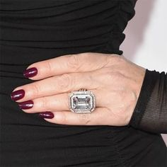 gene simmons and shannon tweed�s wedding rings all the