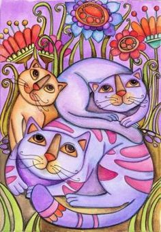 Cat's theme (88 pieces)