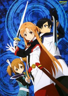 I wanna see the new sword art online movie but it's only in Japan why not America😭