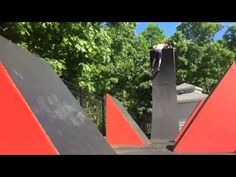 Quad Steps Into 15ft Warped Wall