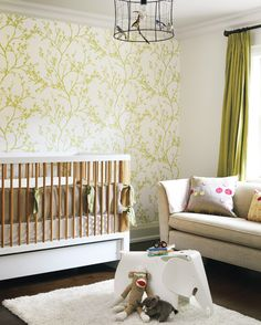 Nursery Wall Murals - Adorable Baby Room Wallpaper | Murals Your Way