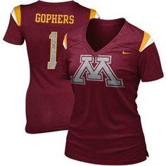 info for 7c272 1d3c7 Minnesota Golden Gophers Ladies