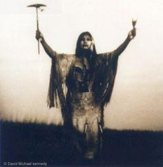 Lakota Ghost Dancer
