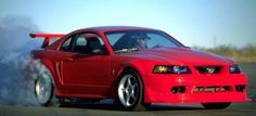 2000 Mustang Cobra R!  Great performer and timeless style!