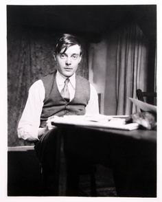 Photograph of Eric Ravilious (1903 - 1942) by Phyllis Dodd -  c.1926