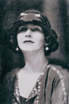 Coco Chanel 1923