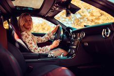 Anyone else miss fall as much as we do? 🍁 Max Pischkale (Link to SLC Roadster) Mercedes Benz, Roadster, Models, Fall, Smoke, Twitter, Girls, Cars, Fall Season